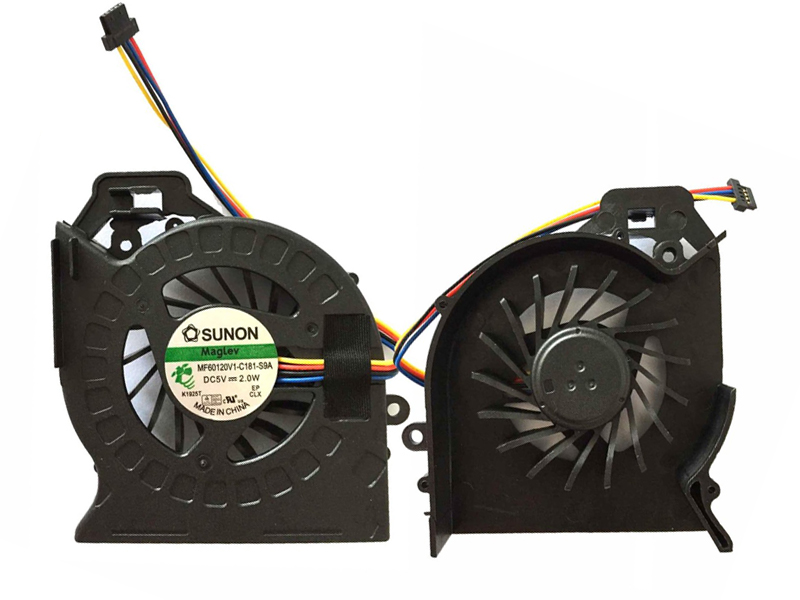 New For HP dv6-6c16nr dv6-6c13nr dv6-6c18nr dv6-6c53nr CPU Fan