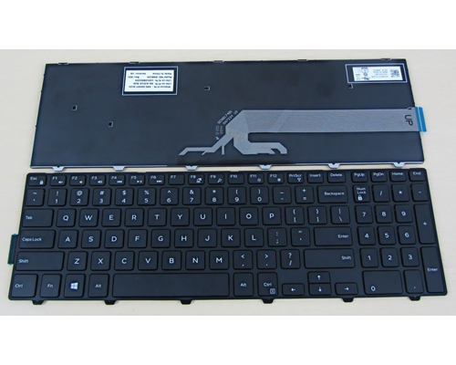 Genuine Dell Inspiron 15 3000 Series 3541 3542 Keyboard -- Without Backlit